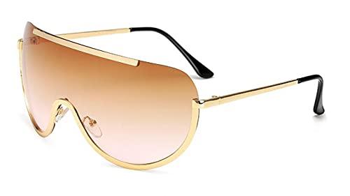 MAOXING Modische Einglas-Sonnenbrillen,...