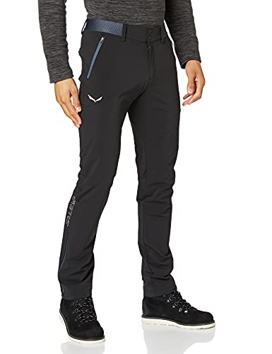 Salewa 00-0000026955_913 Pantalon Homme Black Out/3860 FR : S (Taille Fabricant : 46/Small)