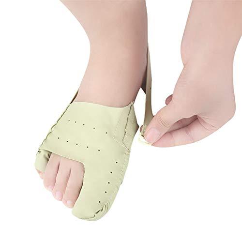 RUNWEI Protector de pies Thin Thin Thin Thin Thumb Alinemer Protección de la articulación Soporte para el Dolor del pie. (Size : L)