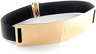 YouBella Jewellery Celebrity Inspired Adjustable Kamarband Waist Belt for Women/Girls (YB_Belt_10) (Black)