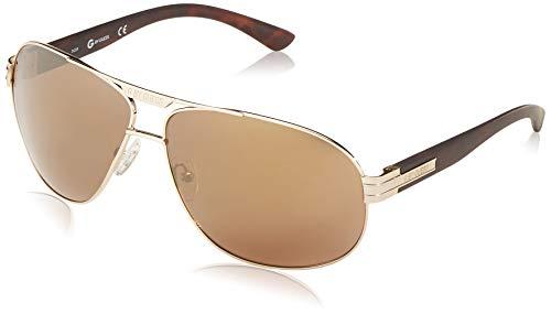 Guess GG2073 H6365 Guess Sunglasses GG2073 H63 65 Aviator Sonnenbrille 65, Gold