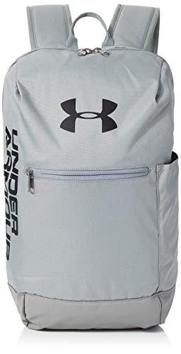 Under Armour Unisex's Patterson Sportrugzak Waterafstotende gymrugzak met verstelbare banden, tas met opbergsleuf voor laptops en tablets, zwaartekrachtgroen/zwaartekrachtgroen/zwart (388), OSFA