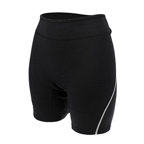 MagiDeal Pantalones Cortos de Neopreno 1,5 mm para Buceo Snorkel Natación Bañador