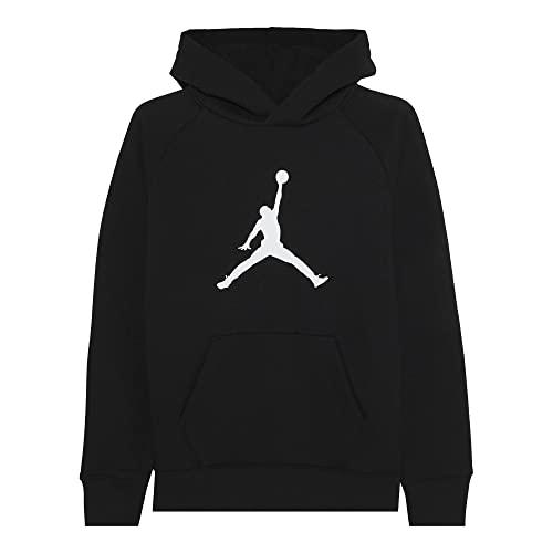 Jordan Nike - Sudadera con capucha para niños (talla M)
