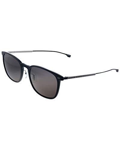 Gafas de sol Boss (hub) 0974 /S 0807 Negro/Ir Gray Azul