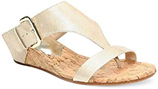Donald J Pliner Womens Platino Open Toe Casual Slide Sandals US