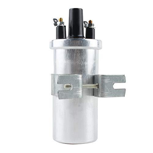 Bobina de encendido sin balastro Lucas DLB101 12 voltios 3 ohmios - plata