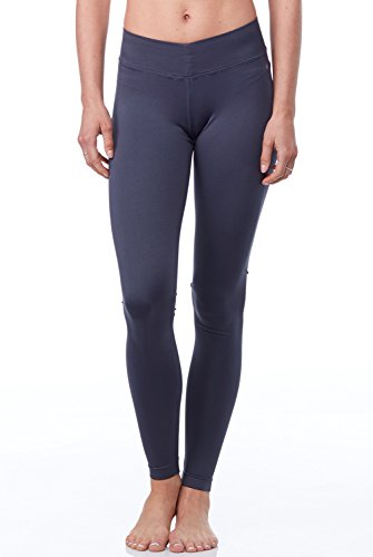 NUX V-Ankle Leggings Grau (Large)