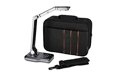 celexon FullHD Dokumenten-Kamera DK500 - Plug & Play und 10 fache Vergrögerung inkl. Tragetasche M - 32x23x10cm