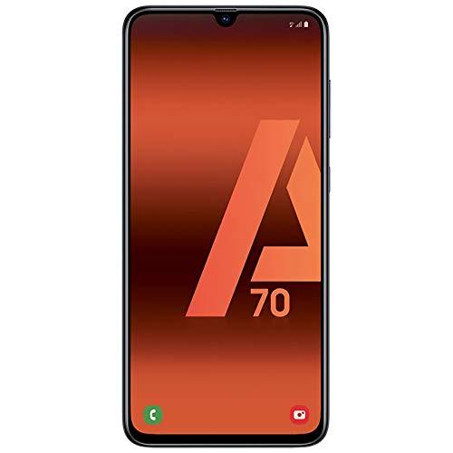 Samsung Galaxy A70 - Smartphone 4G (6,7'' - 128GO - 6 GO RAM) - BLACK - Other version