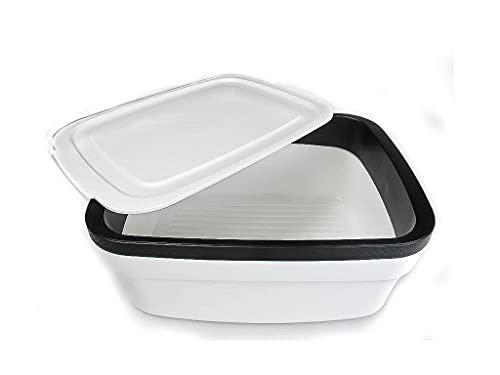 TUPPERWARE Boîte à pains blanc 7219