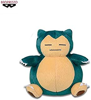 Amazon.es: peluche snorlax - Peluches: Juguetes y juegos