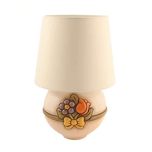 THUN ® - Lampada piccola da tavolo - Linea Country - Ceramica - 30 cm h