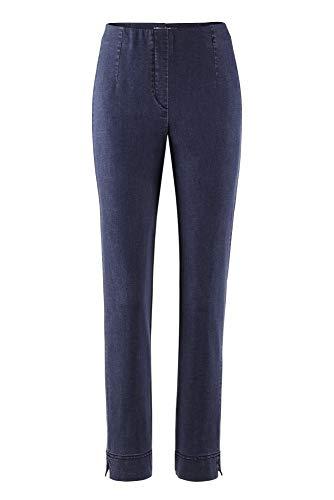 Stehmann, Ina-760W Superstretch Jeans Farbe Dark Blue, Größe 44