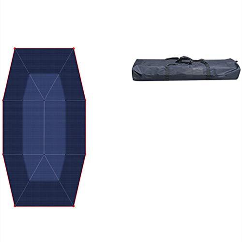 N / C Carpa de Techo Plegable automática Multifuncional para sombrilla de automóvil, sombrilla móvil portátil, Adecuada para sombrilla de Camping al Aire Libre y protección UV