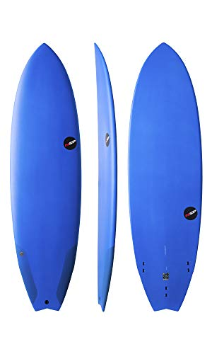 NSP PROTECH Fish Surfboard