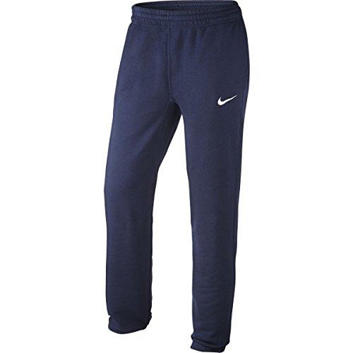 Nike, Herren Trainingshose Team Club Cuff, Blau (Obsidian/Football White), S