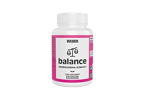 Weider Weider Balance 1 Month Supply Support Natural Levels, 0.22 kg
