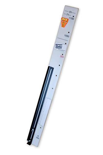 Tilotec boorsjabloon, boorleuning, martsjabloon voor elektrische installatie, blikjes frezen, holle wanddozen, stopcontacten, schakeldozen van Tilotec