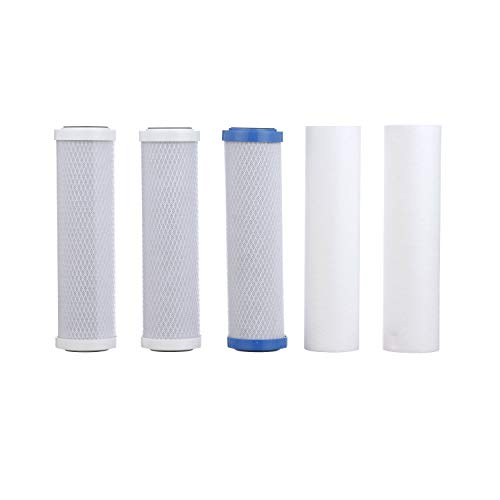 Watts Premier 500124 WP-4V Replacement Filter Pack for ...