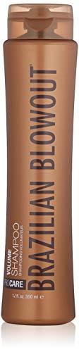 BRAZILIAN BLOWOUT Volume Shampoo, 12 Fl oz