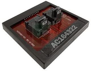 MICROCHIP TECHNOLOGY AC164322 Socket Module for MPLAB PM3 (QFN-28/44L) - 1 item(s)