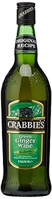 Crabbies Green Ginger Wine, 70 cl