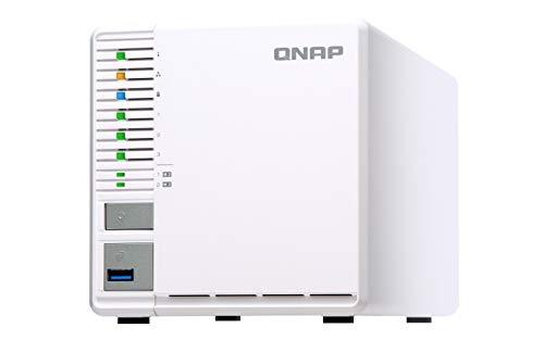 Preisvergleich Produktbild Qnap TS-351-2G 3-Bay 24TB Bundle mit 3X 8TB HDs