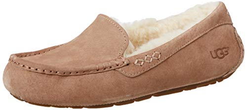 UGG Women's, Ansley Wool Lined Slippers Fawn 6 M