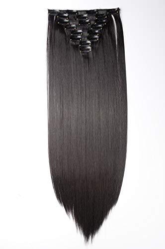 S-noilite - Extension a Clip Cheveux Naturel Clip...