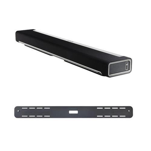 Sonos PLAYBAR TV Soundbar Bundle with PLAYBAR Wall Mount Kit
