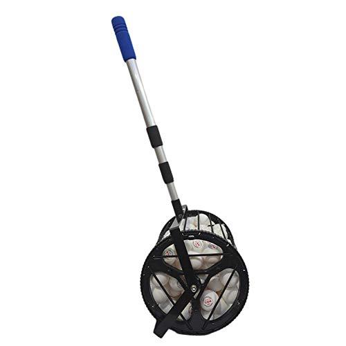 G&UWEI Ping Pong Picker Ping Pong Trainer Ping-Pong Paddle Tennis Training Tennis Ball Hopper
