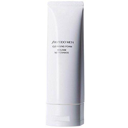 Shiseido Men Cleansing Foam 125ml (Pack of 2)