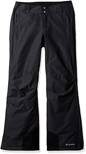 Columbia Women's Bugaboo Omni-Heat Insulated Snow Pant, Black, Black ,Medium Regular, standard