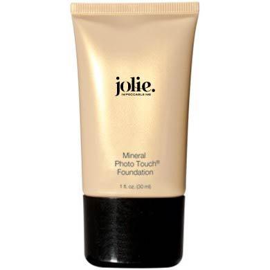 Jolie Mineral Photo Touch Foundation Makeup (CREAM BEIGE)