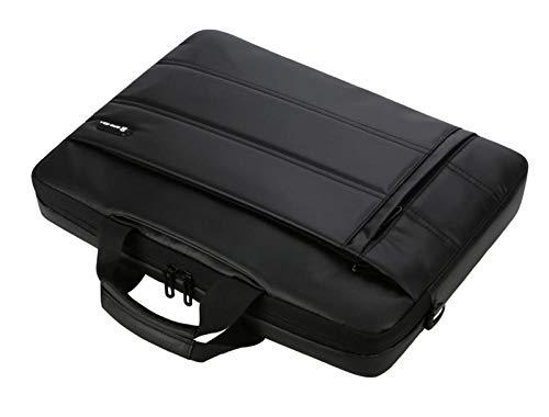 Yinghao Borsa a Tracolla per Laptop 15 15 Custodia da 6 Pollici per Notebook MacBook 15 5 13 13 3@Nero_15,6 Pollici
