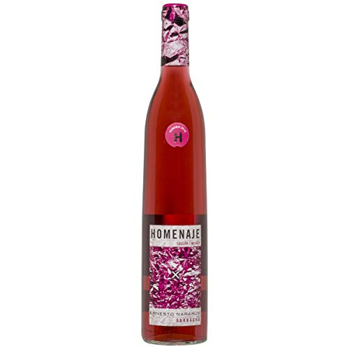 Vino Homenaje Navarra Rosado - 6 botellas x 75 cl - Total: 450 cl
