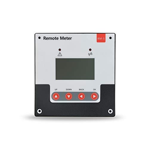 RM-5 Télécommande pour ML Serie MPPT régulateur de charge solaire 12 V 24 V