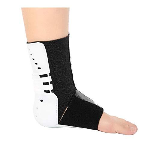 JJZXPJ Ankle Support Brace, Voet Stabilizer Orthose Ademende Verstelbare Enkelband Open Hiel Splint voor Artritis Pijn Relief Guard Voet Splint Sprain Injury Wraps Enkelbeugel