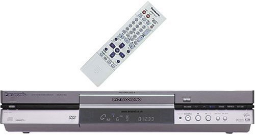 Buy Bargain Remanufactured Panasonic DMRE50S DVD Recorder/Player (Silver)