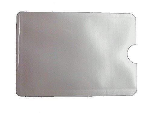 【2枚1組】スキミング防止カードケース(スリーブタイプ)【並行輸入】 クレジットカードやIDカードの磁気...