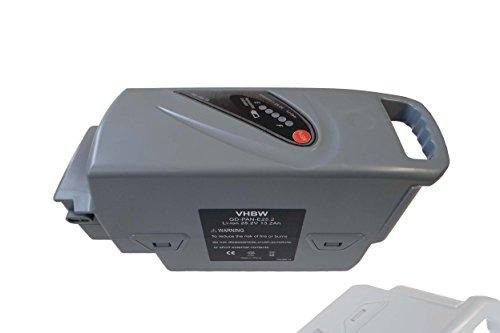 vhbw Akku kompatibel mit Panasonic Flyer T8 HS, T9 E-Bike Elektrofahrrad (13200mAh, 25,2V, Li-Ion)