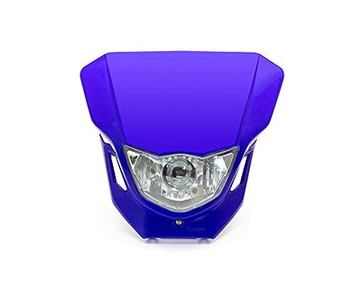 Moto Phare - Supermoto & Streetfighter - Bleu - 12V 35W