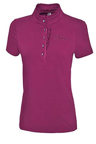 Pikeur Damen Polo Shirt DANTESS FS18 Größe 38, Farbe Saphire