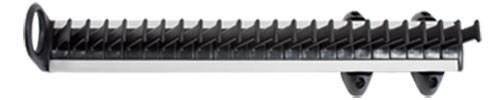 ANSAMER - Corbatero-cinturonero extraible 365mm Aluminio - 27478