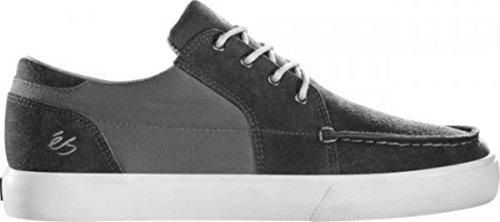 ES Footwear Skateboard Schuhe Holbrook Lo Dark Grey/Light Grey, Schuhgrösse:46