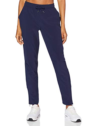 Marca Amazon - AURIQUE Sports Jogger Mujer, azul (marino), 36, Label:XS