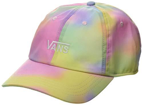 Vans Court Side Printed Hat Gorra de béisbol, Multicolor (Aura Wash Vdu), Talla Única (Talla del Fabricante: OS) para Mujer