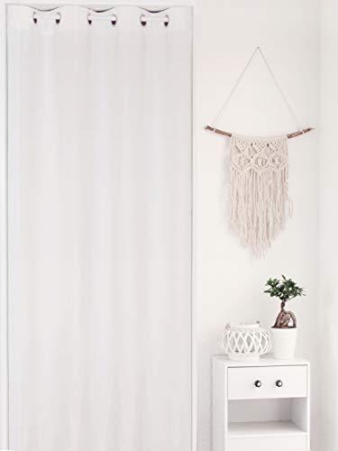 tinycurtains Türvorhang (Weiß)
