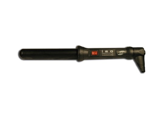 ISO Beauty Twister Curling Iron 25mm (Black)